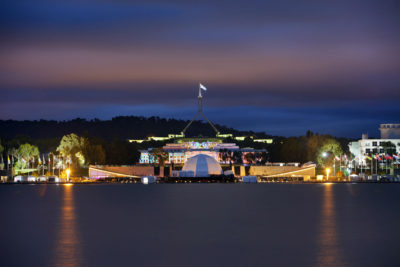 Restaurants and Bars in Canberra
