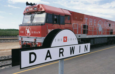 Car Hire and Transport in Darwin