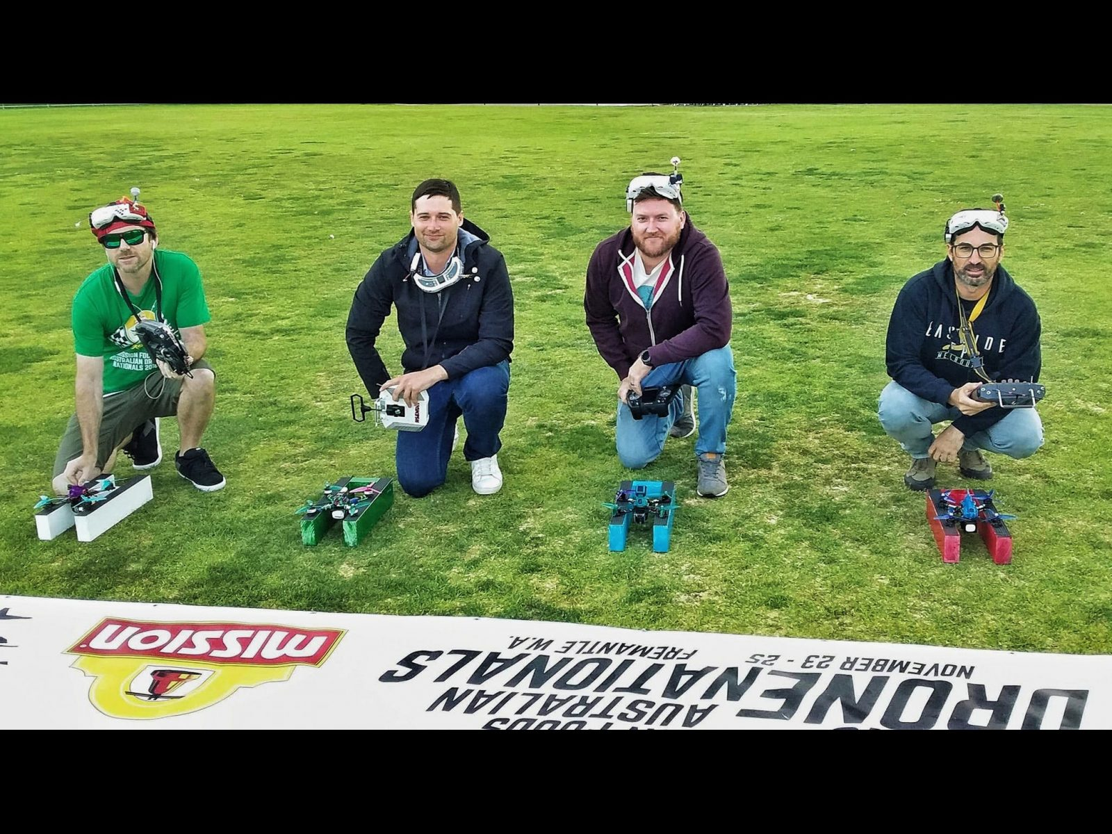 2019 Mission Foods Australian Drone Nationals