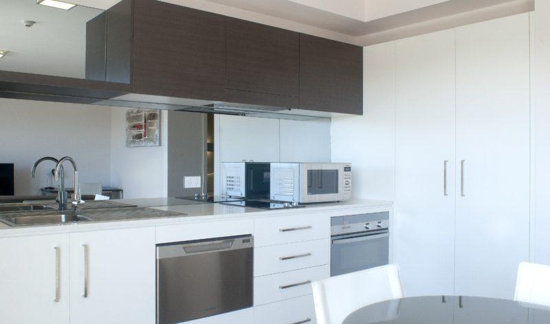 Abode Tuggeranong kitchenette