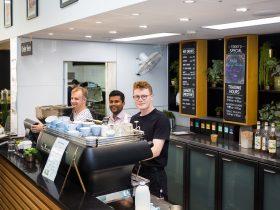 AIS cafe