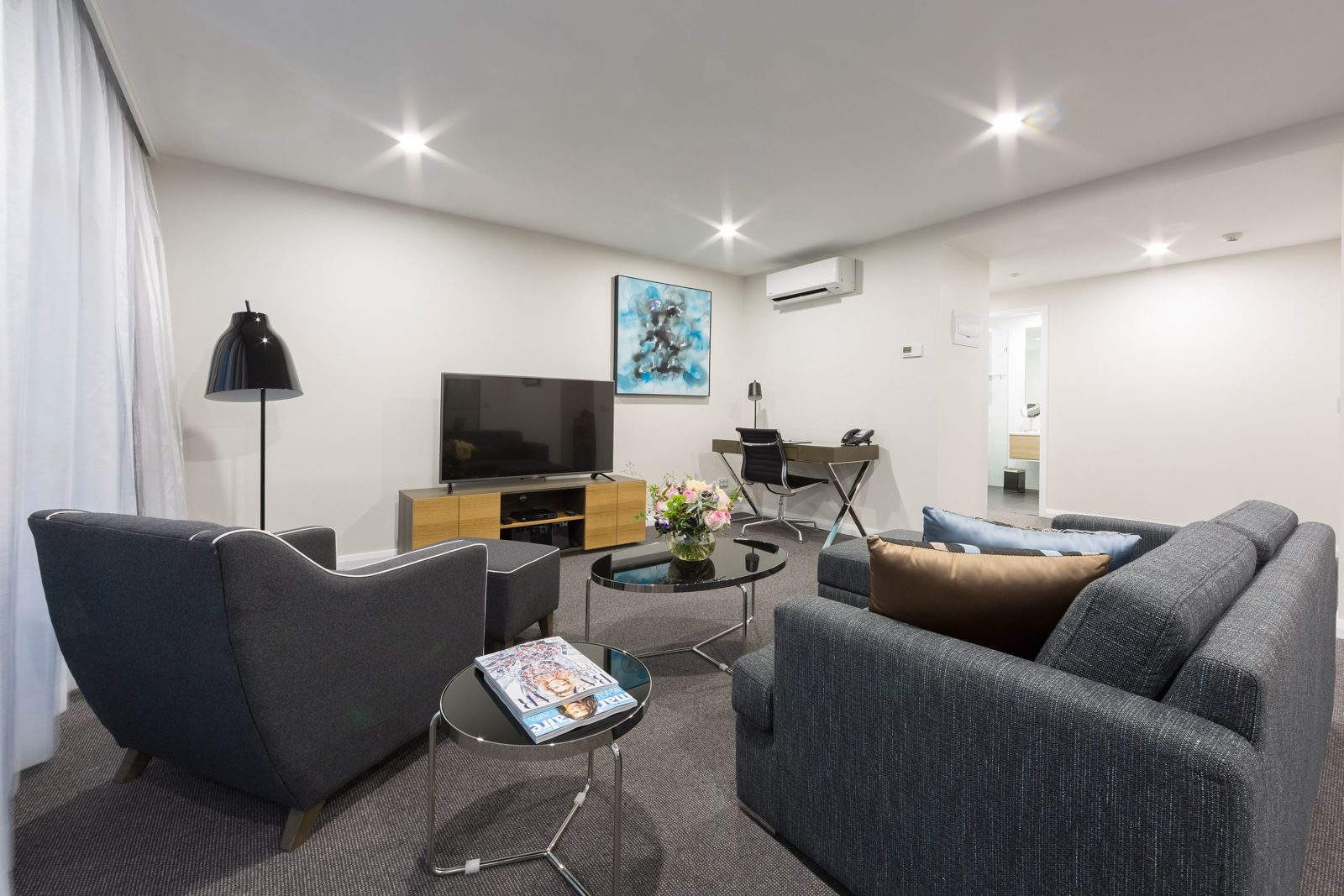 Avenue Hotel Canberra apartment interior