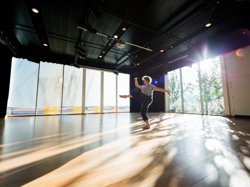 Belconnen Arts Centre - Dance Studio