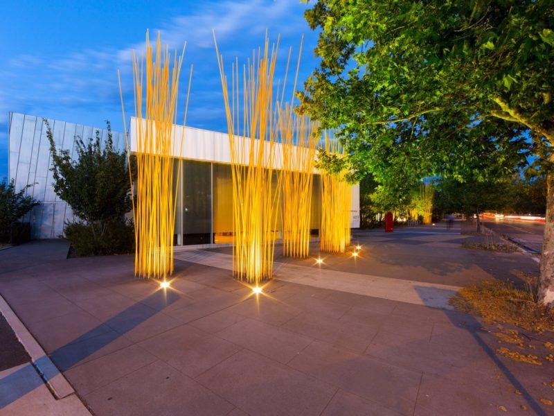 Belconnen Arts Centre - Street Frontage