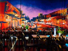New Orleans Mural by Byrd