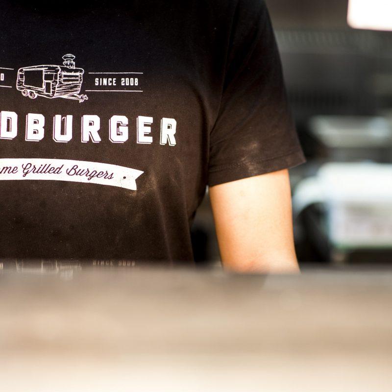 Brodburger staff member