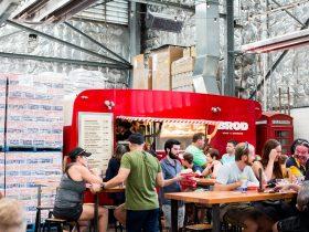 Brod food truck
