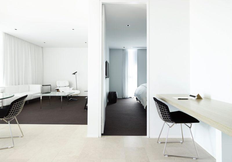 1 Bedroom Studio Apartment interior
