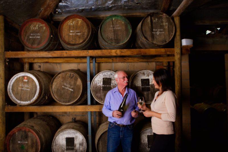 Winemaker Ken Helm