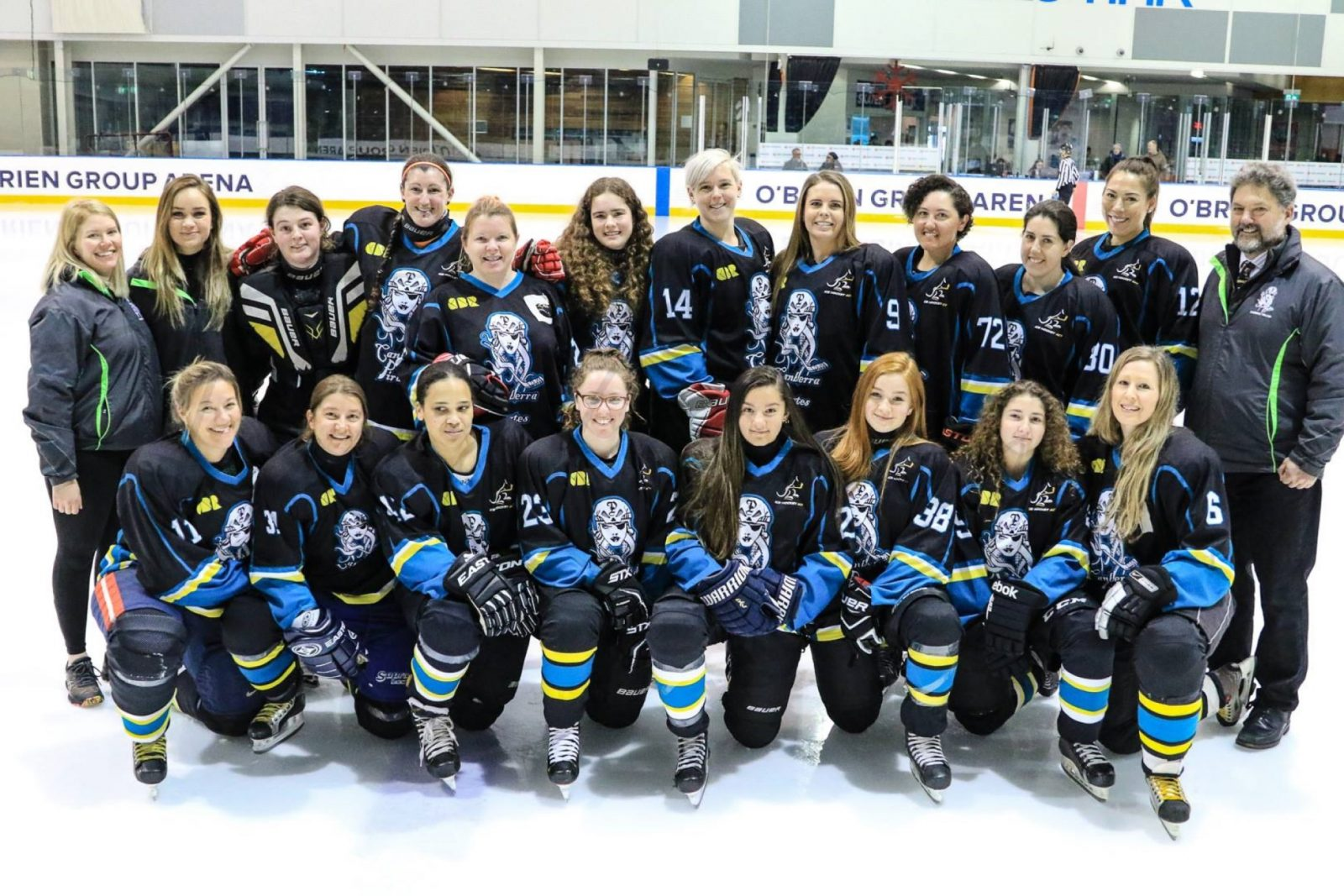 Canberra Pirates Women's Ice Hockey Club