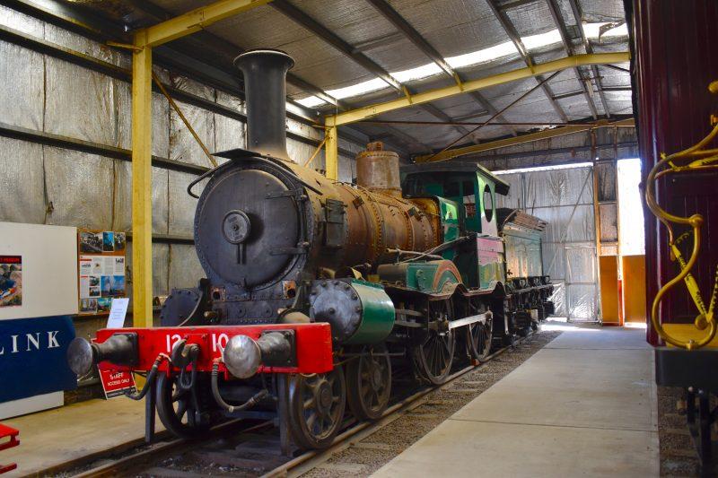 Historic Locomotive Z1210