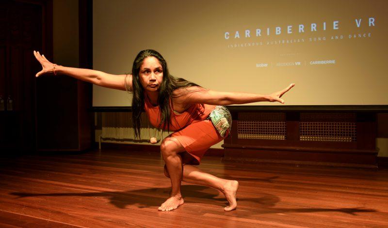 Delta Kay - Carriberrie preformer