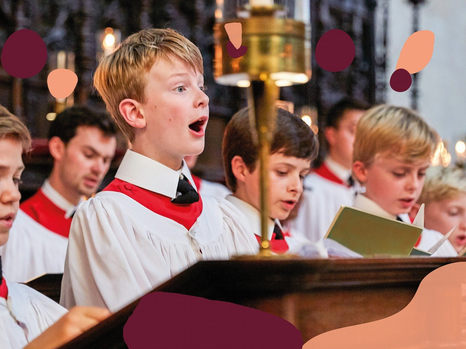 This legendary choir showcases the best choral masterworks from the Renaissance to the present day.