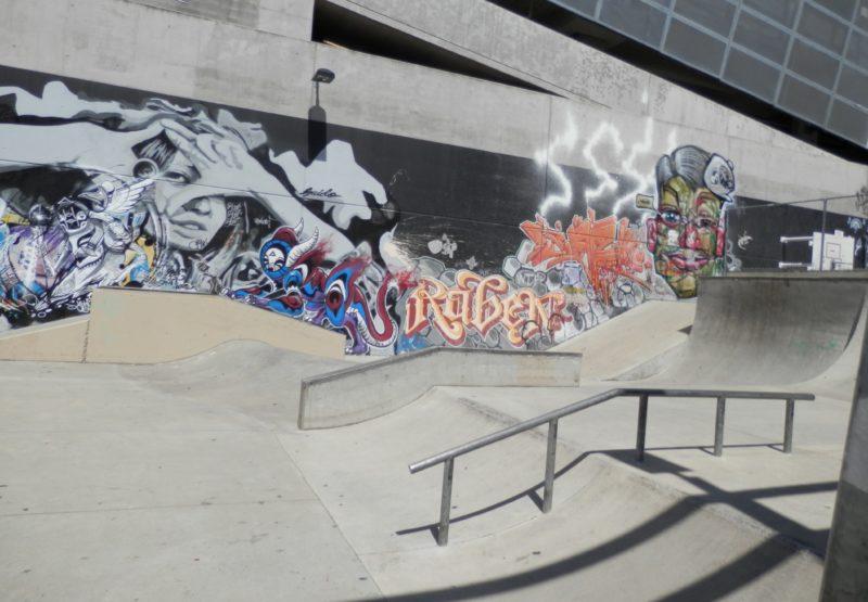 Griffin Centre Skate Park