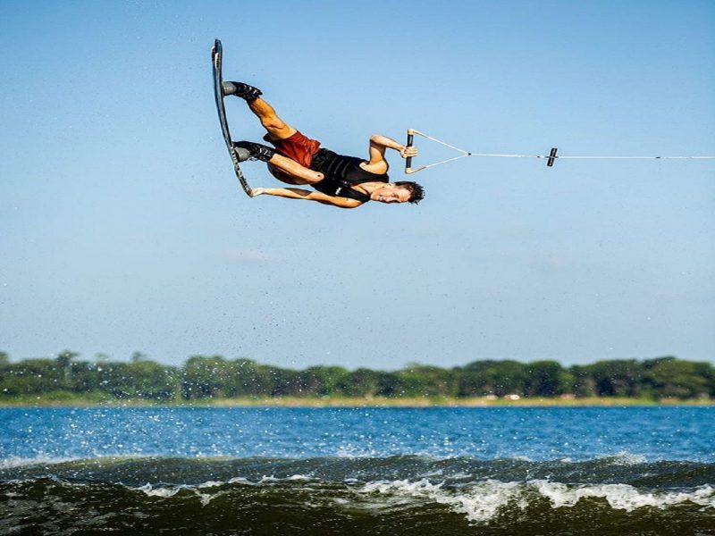 Wakeboard ACT Pro rider