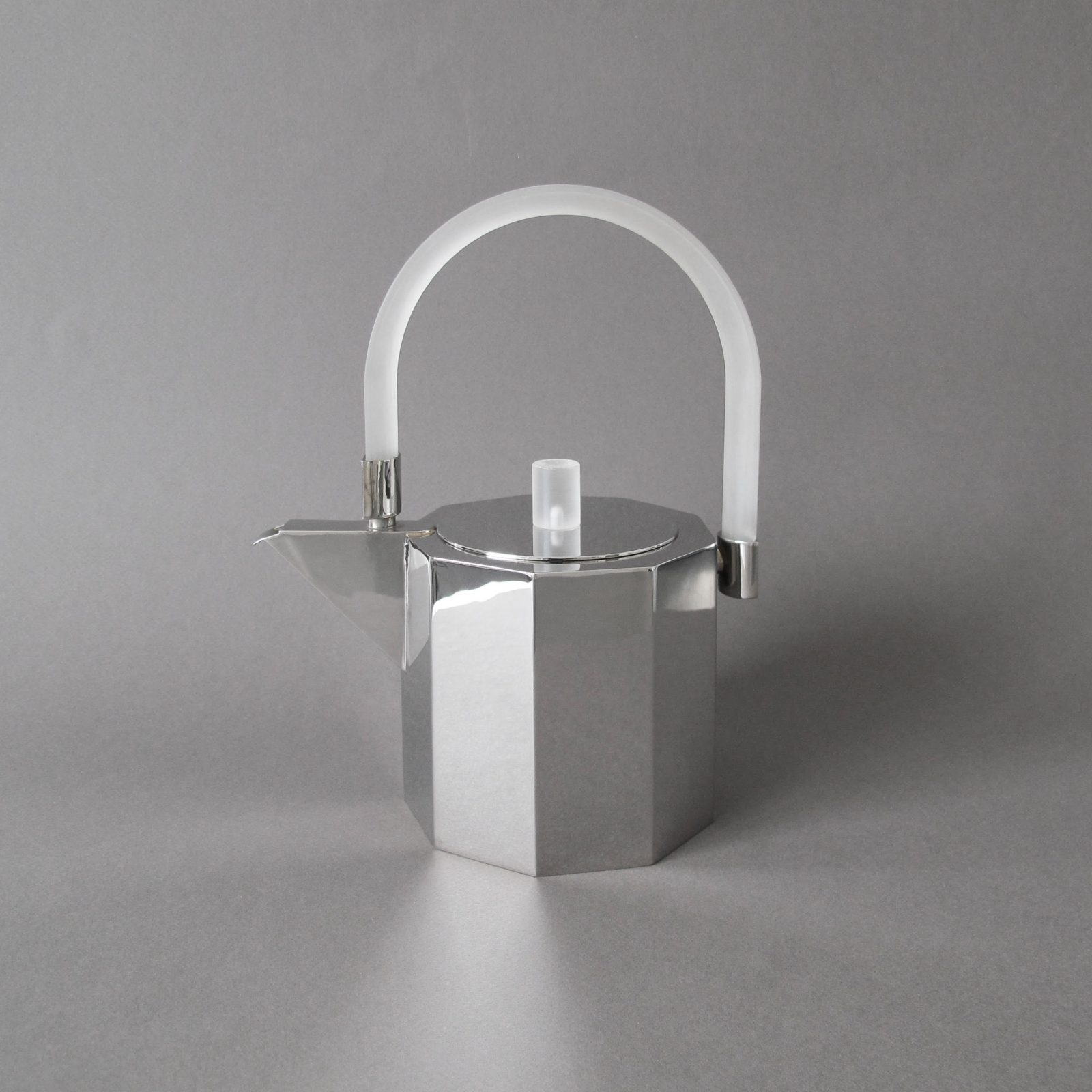 Kenny Son & Hendrik Forster, Teapot (first edition prototype)
