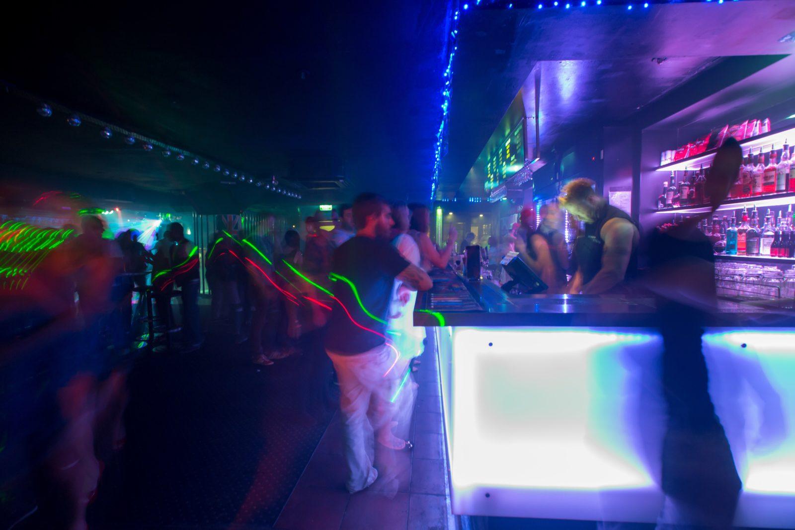 Cube nightclub