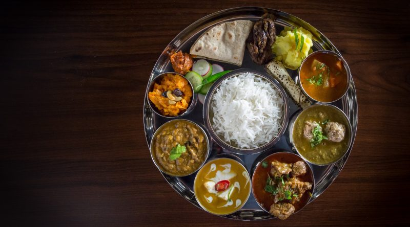 Daana's Saturday Regional Thali