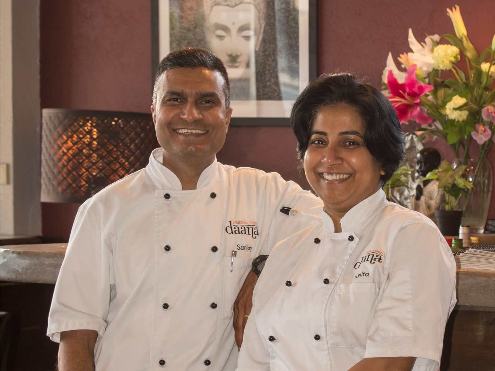 Chef Sanjay and Sunita