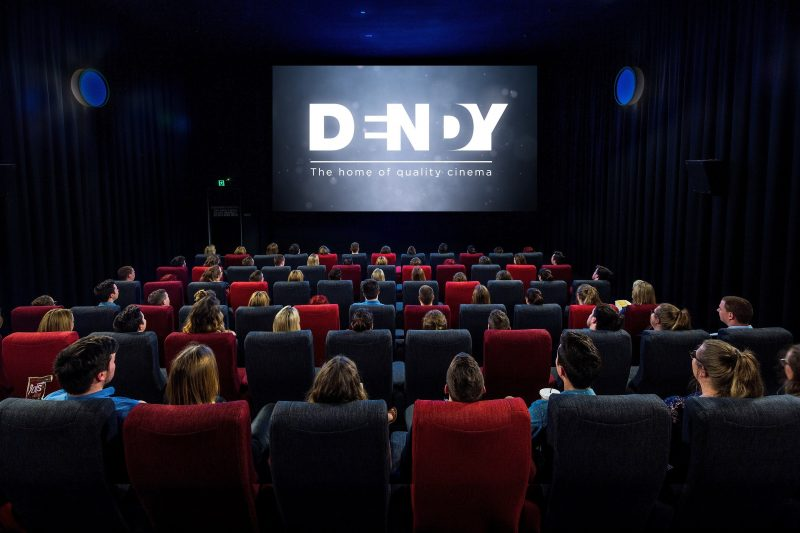 Dendy Cinemas Canberra relax and enjoy a movie at a special price on our 13th birthday