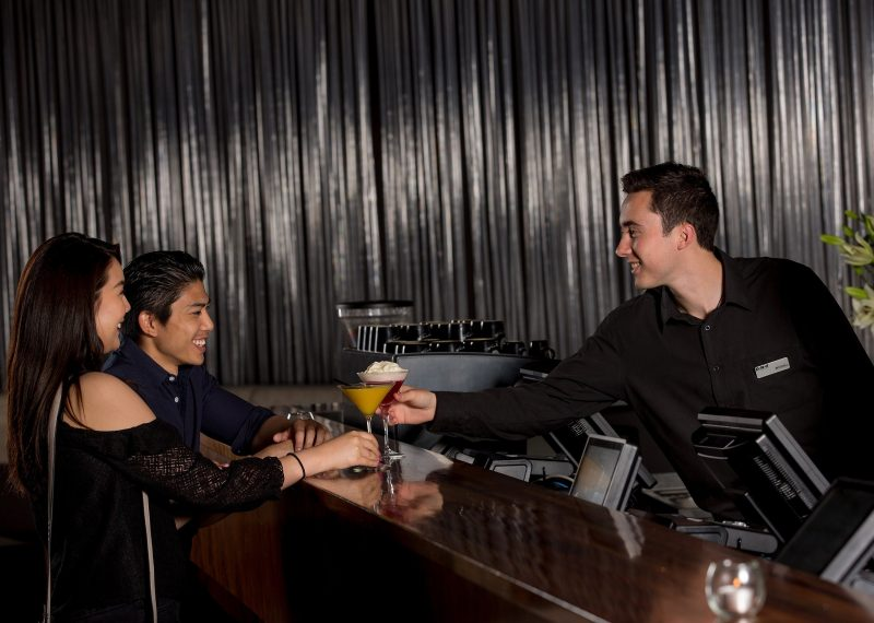 Dendy Cinemas Canberra enjoy a drink from our bar