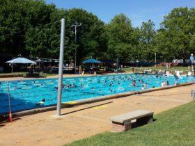Dickson Aquatic Centre main pool
