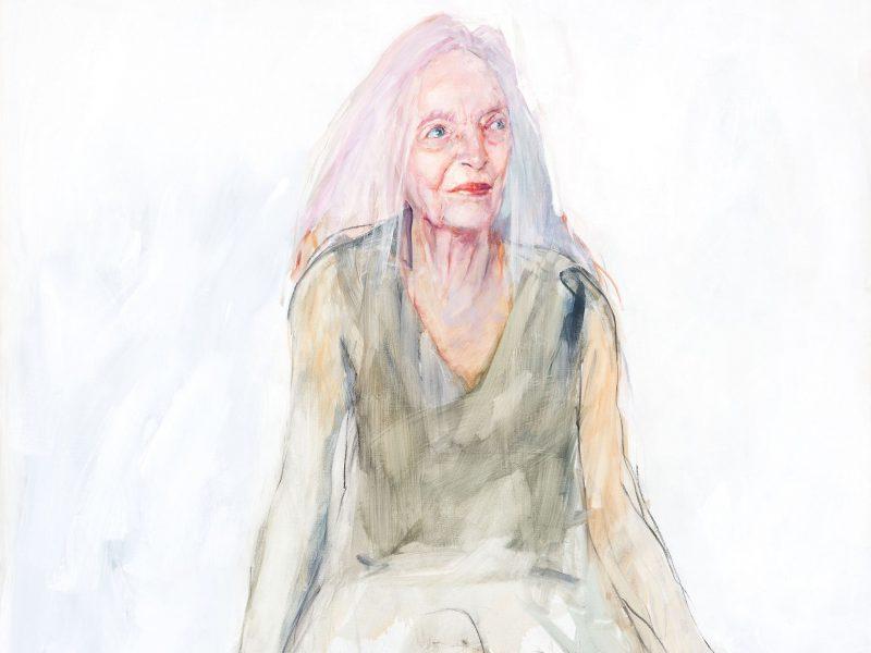 Elizabeth (detail), 2019 by Anthea da Silva