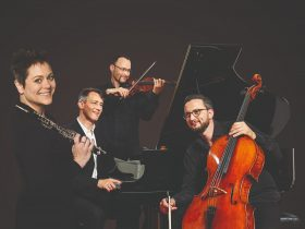 Eggner Trio & Diana Doherty