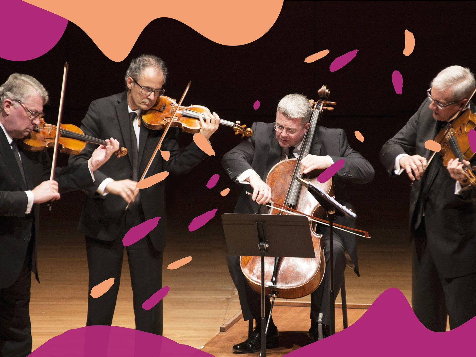 After an absence of 19 years, the Emerson String Quartet makes a long-awaited return to Australia.