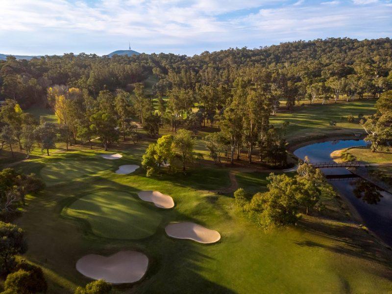 Federal Golf Club Golf Course