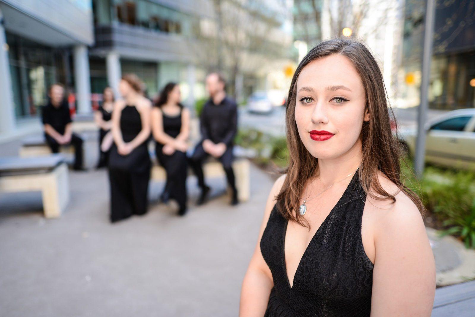 Chloe Lankshear (soprano)