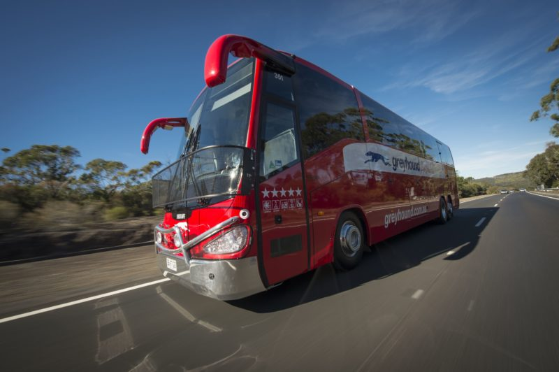 Greyhound Australia Coach