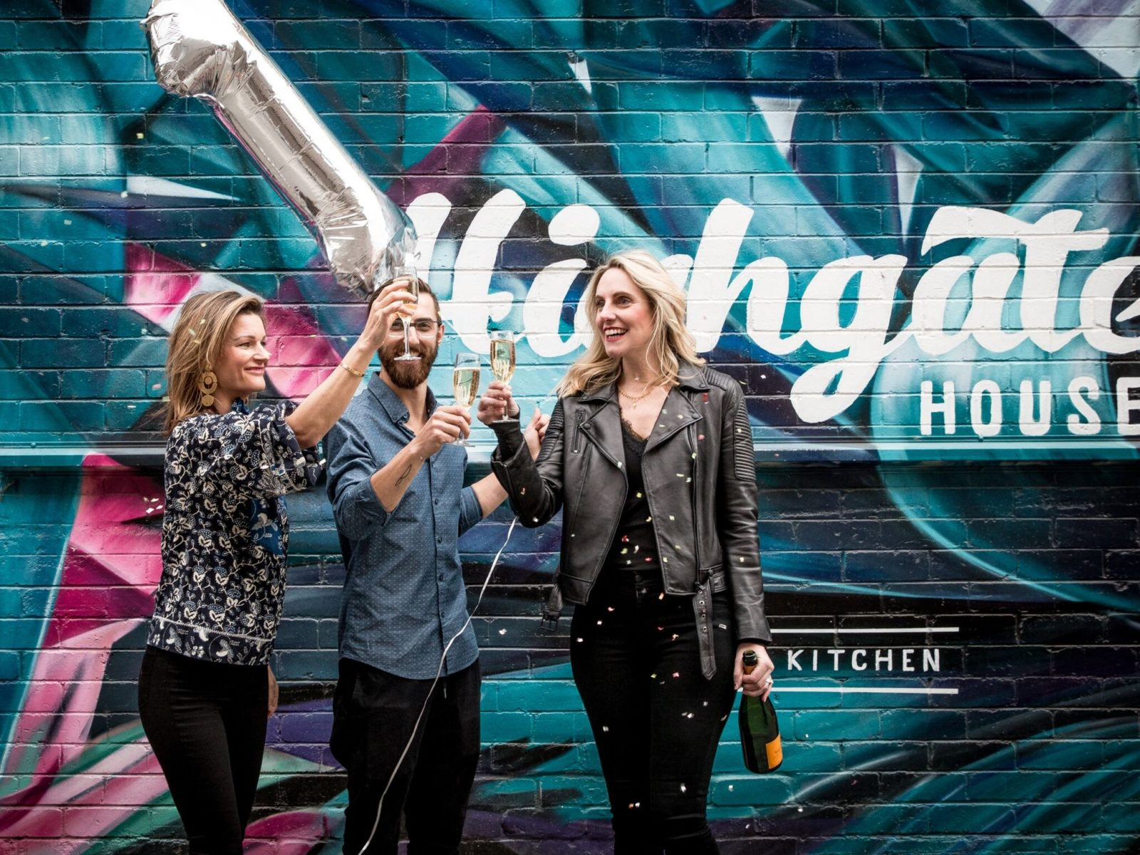 Highgate turns one