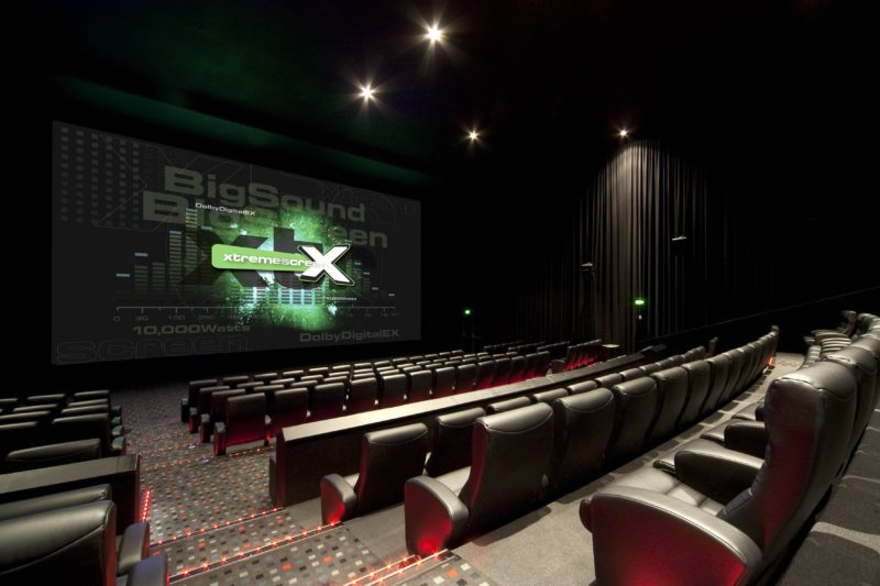 The Xtremescreen at Hoyts Belconnen
