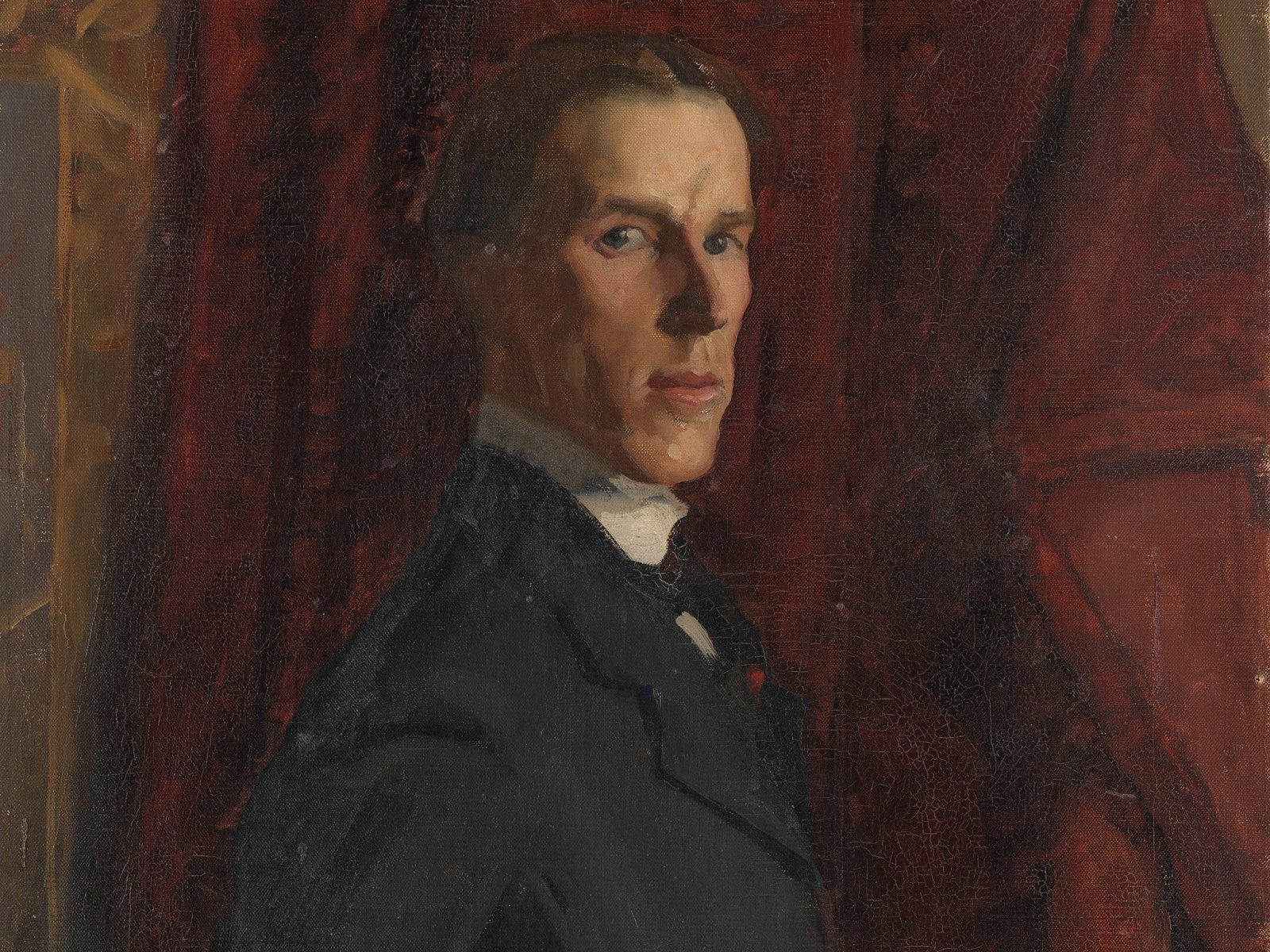 Hugh Ramsay Self-portrait c 1902