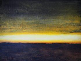 Desert Night by David Roberts
