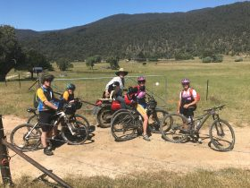 Off Road Cross Country Mountain Bike Tours Canberra Region