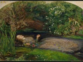 John E. Millais Ophelia 1851-52, oil on canvas, Tate © Tate, London 2018