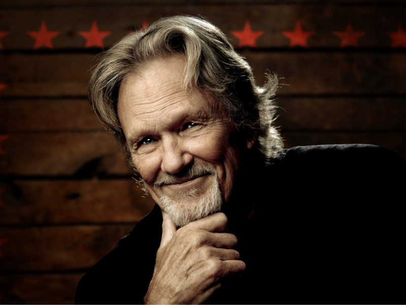 Kris Kristofferson Canberra 25 September 2019