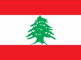 Flag of Lebanon