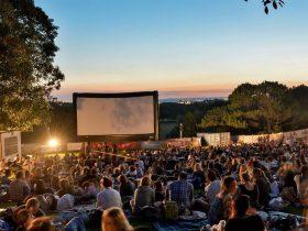Merry & Bright Outdoor Cinema