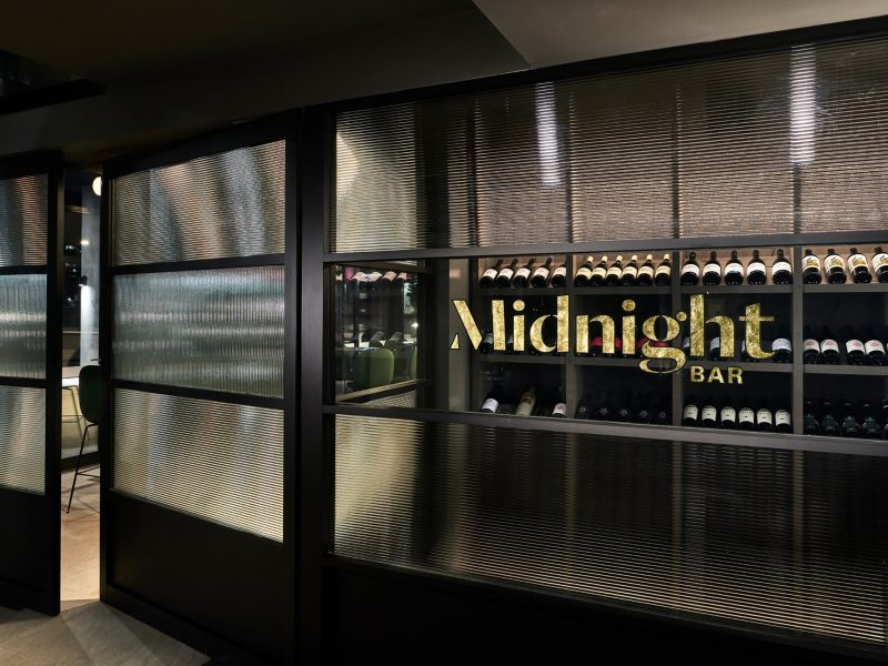 Midnight Bar Wine
