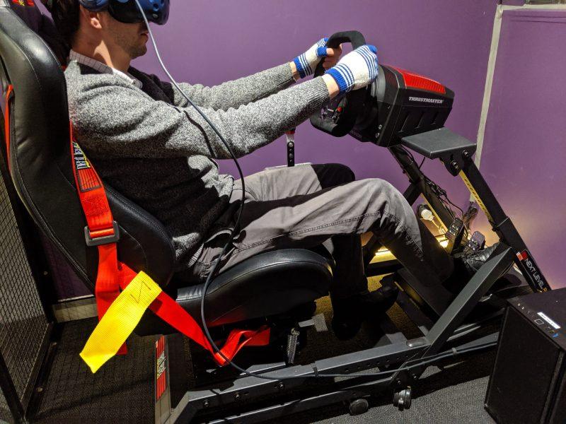 Mind Trap - VR racing