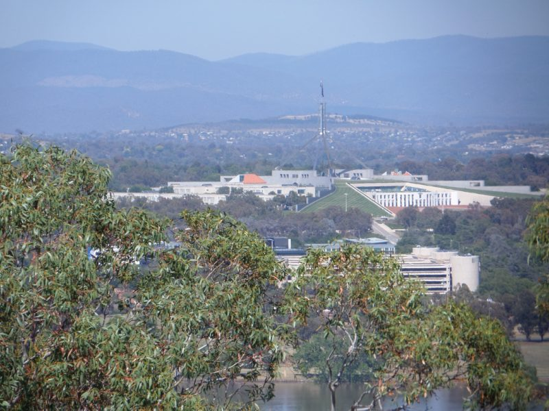 View of Capital Hill