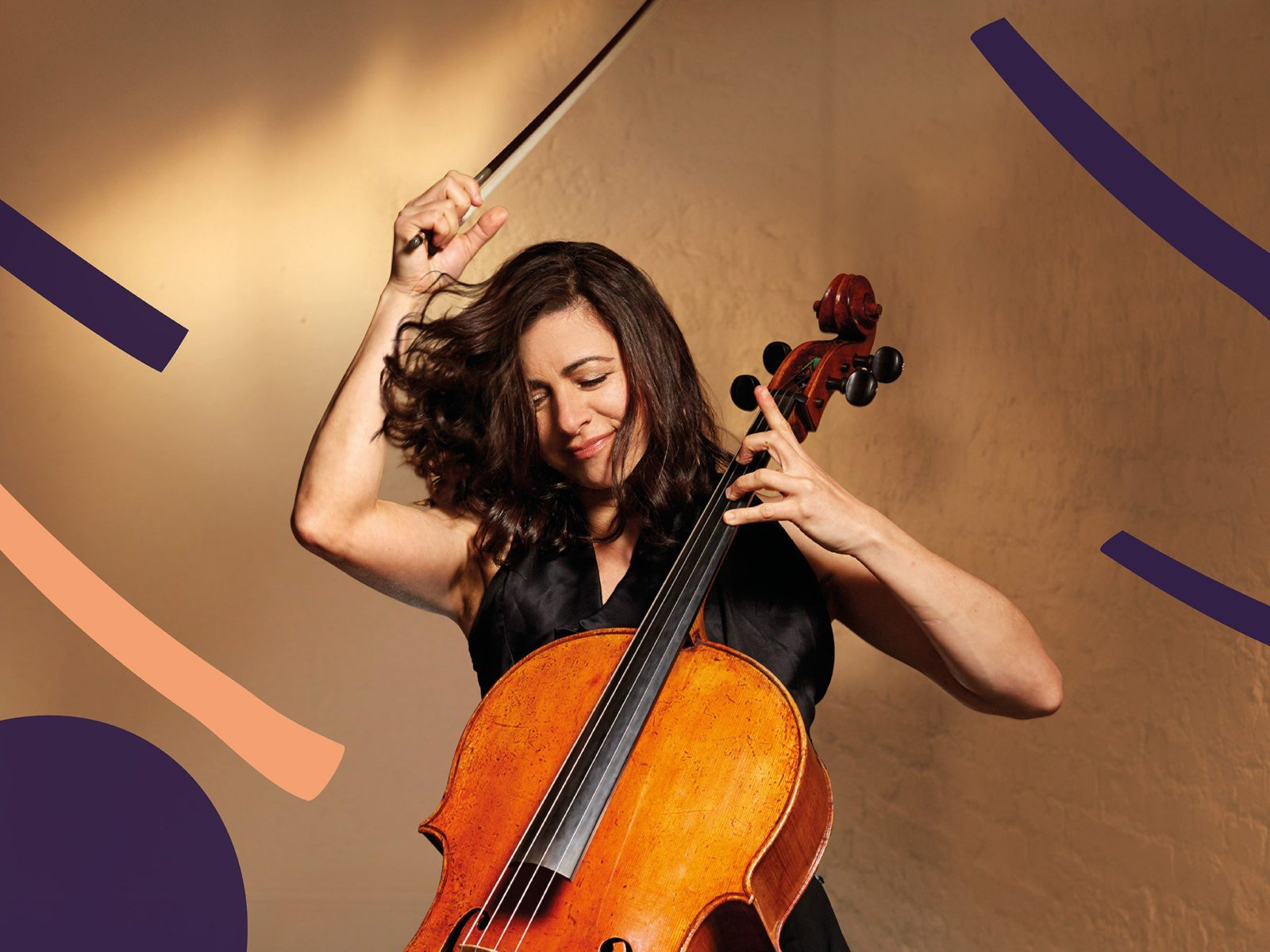 Cellist Natalie Clein speaks to the heart, playing with a unique combination of passion and delicacy
