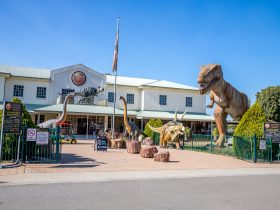 National Dinosaur Museum Canberra
