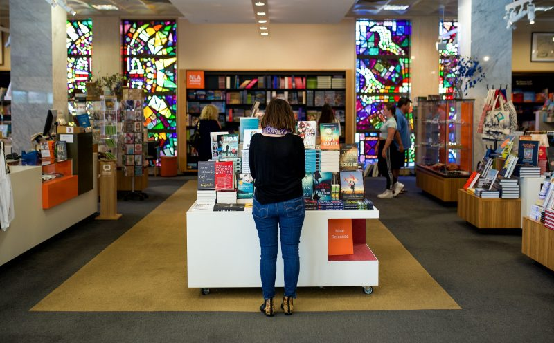 The National Library of Australia Bookshop