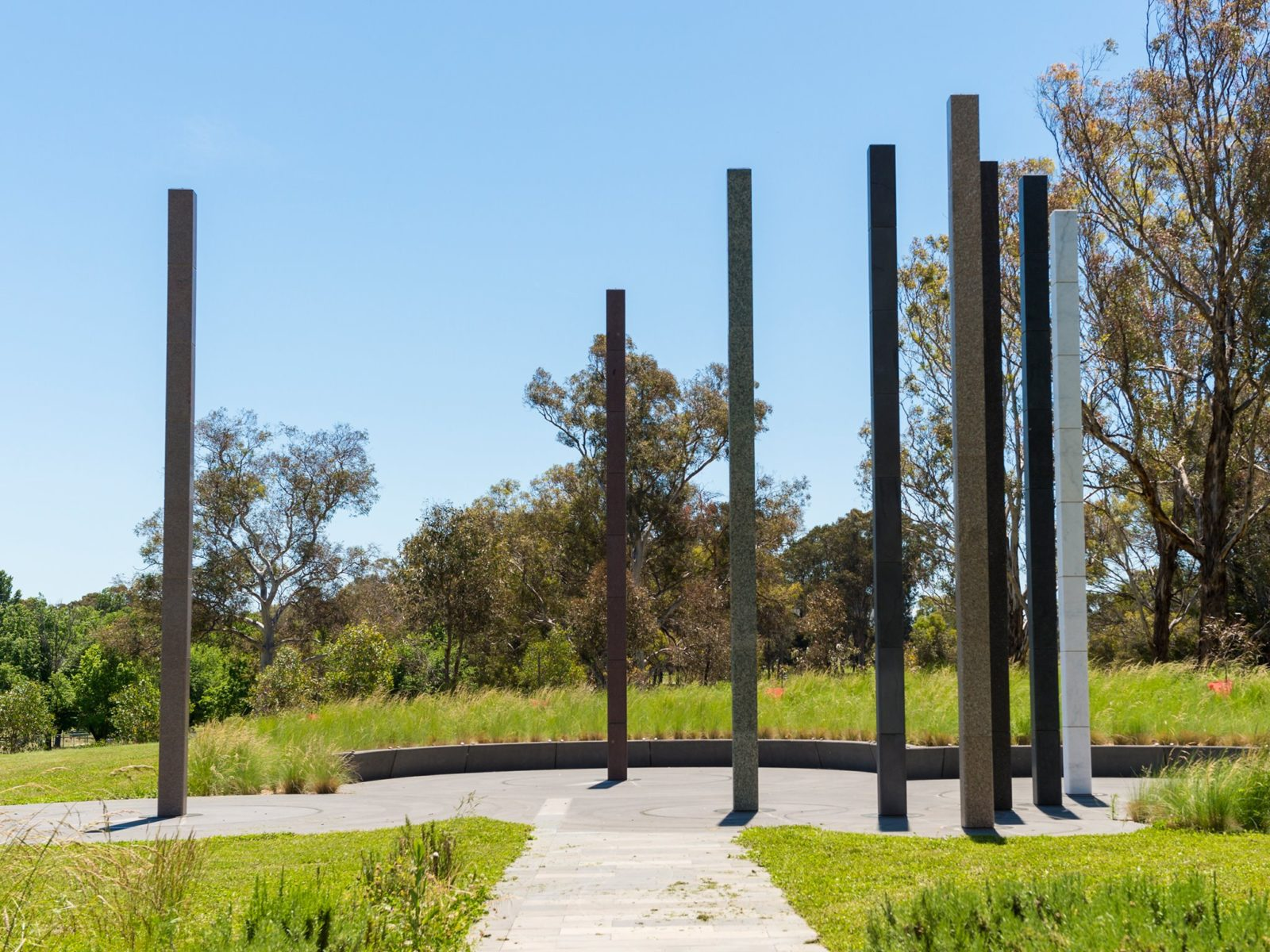 National Workers Memorial in Kings Park