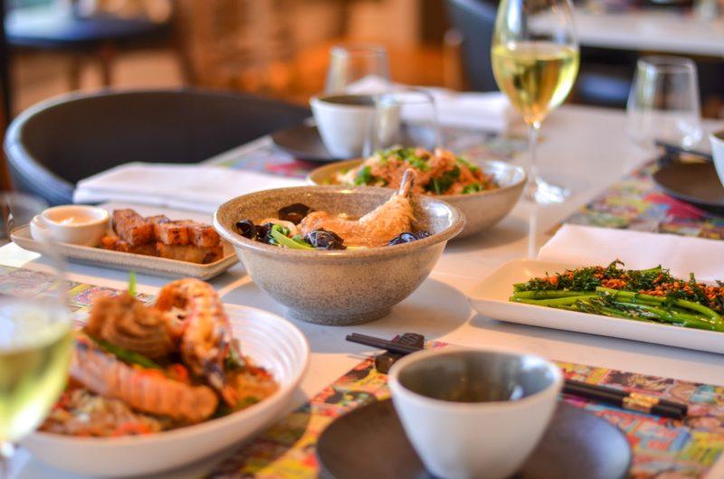 9 dish roulette banquet