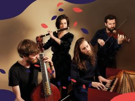 Nevermind is an ensemble rewriting the rulebook on performing Baroque music, with wondrous skill.
